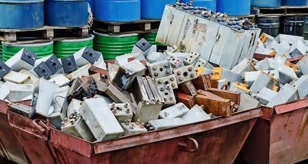 Gerenciamento de Residuos Industriais